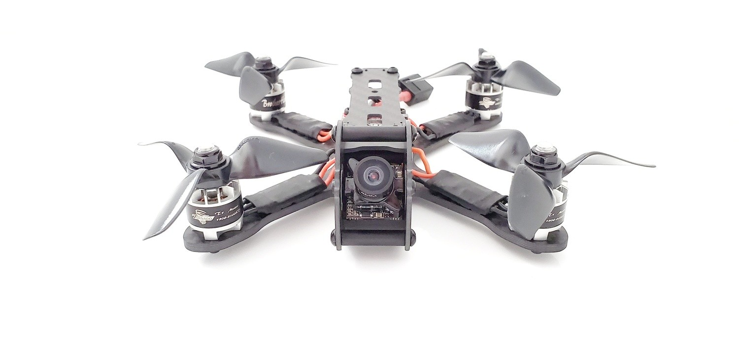 """Banshee GoJira V2 Micro 3"""" (Cinewhoop) Replacement Parts List"""