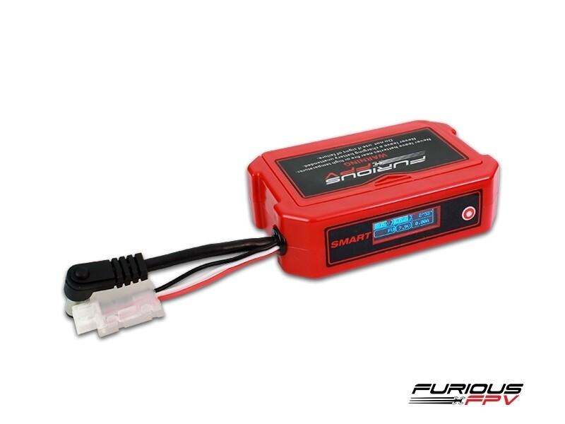 FuriousFPV Smart Battery Case V2