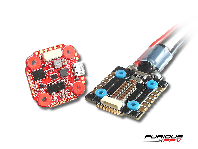 FuriousFPV RacePit Mini & Hobbywing Xrotor 40A 6S 4in1 Combo