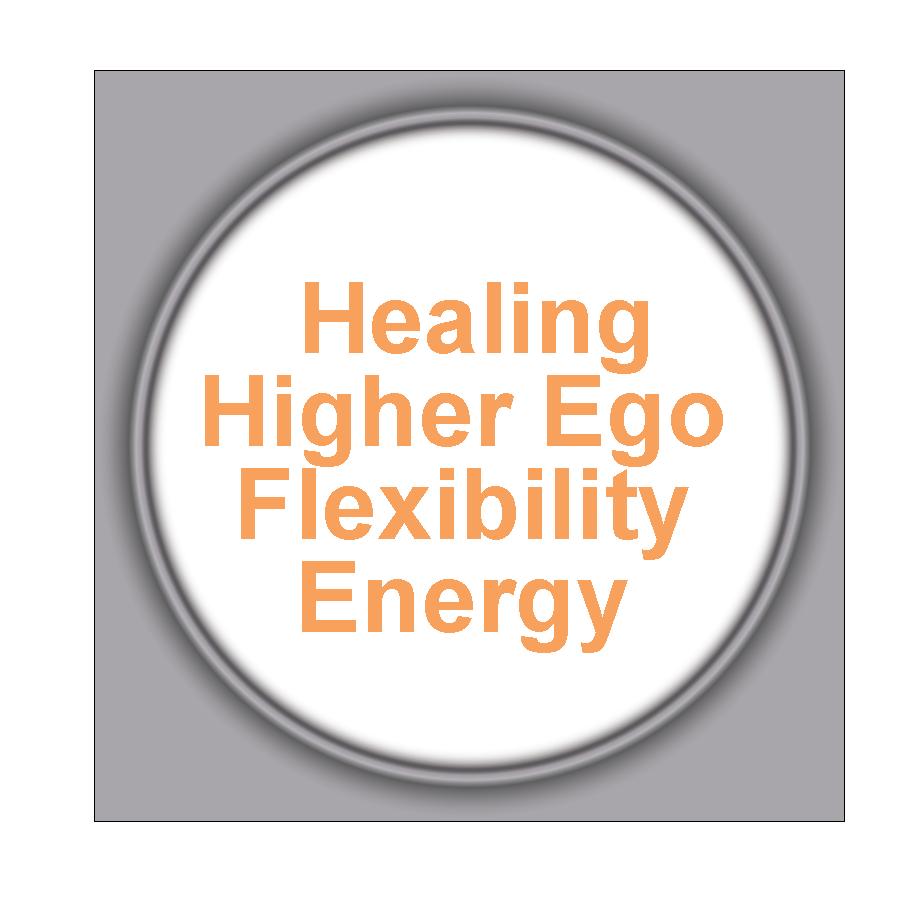 Healing Higher Ego Flexibility Energy