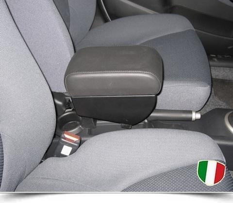 Adjustable armrest with storage for Honda Jazz/Fit (<2008)