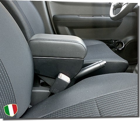 Adjustable armrest with storage for Suzuki Swift (2005-2010)