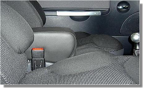 Armrest for Citroen C2