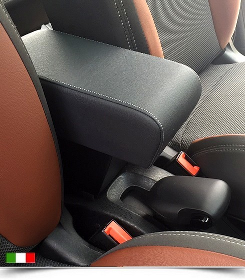 Armrest with storage for Fiat 500L and 500L Trekking (2012-05/2017)