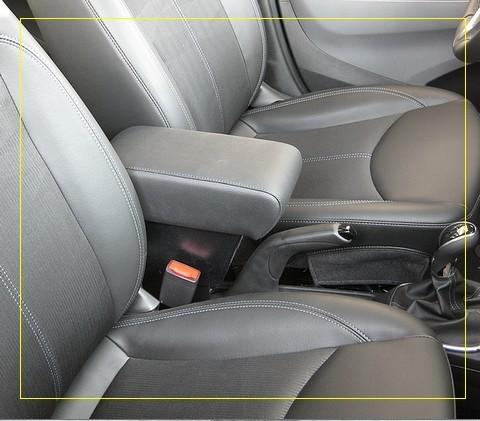 Bracciolo portaoggetti per Opel Karl accoudoir
