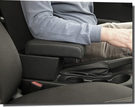 Bracciolo portaoggetti per Opel ASTRA J (2010>) e GTC (2012>) accoudoir