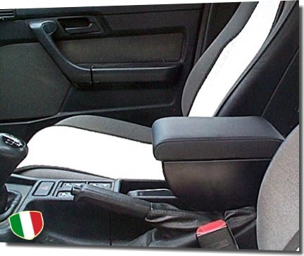 Bracciolo regolabile e portaoggetti BMW 3 serie E46 - E36 - E30
