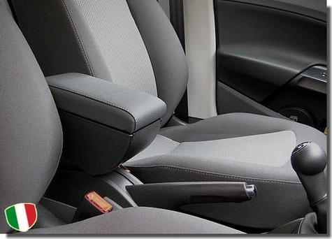 Bracciolo regolabile e portaoggetti Seat Ibiza (2008-2017) IV GEN.
