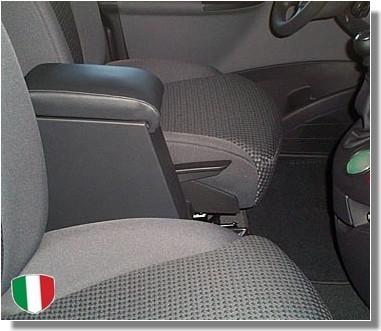 Armrest with storage for Citroen C8 / Fiat Ulysse / Lancia Phedra / Peugeot 807