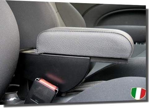 Adjustable armrest with storage for new Mini 2001-2006