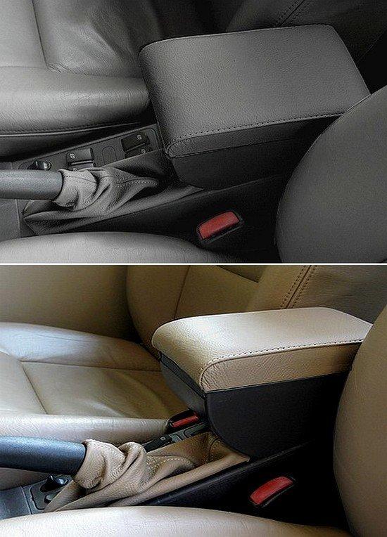 Bracciolo regolabile e portaoggetti Saab 9.3 (1998-2003) e 900 s/se (1994-1998)