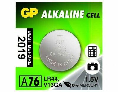 Алкалиновая батарейка GP ALKALINE CELL A76 LR44 1шт