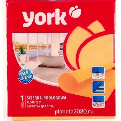 Салфетка для пола York (Йорк) 50х58см 1шт