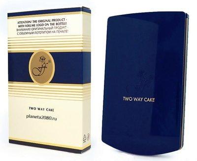 Пудра компактная 2в1 FFLEUR (ФФЛЕР) Two Way Cake №1-14 в ассортименте