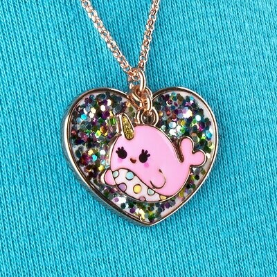 CHARM IT - Necklaces Narwahl