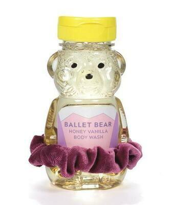 Ballet Bear Body Wash