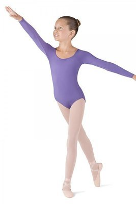 BLOCH Long Sleeve Leotard - Child
