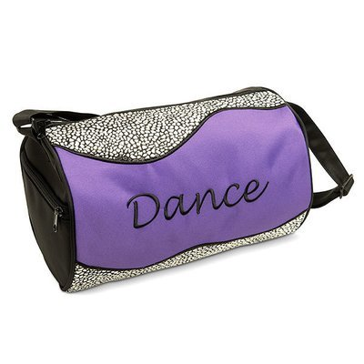 Purple Dance Mini Duffel