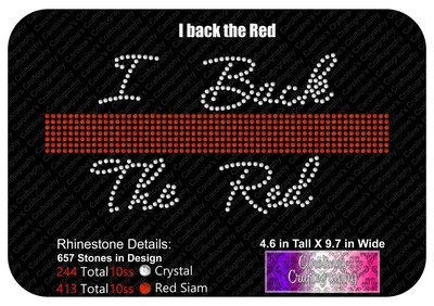 I Back The Red Stone
