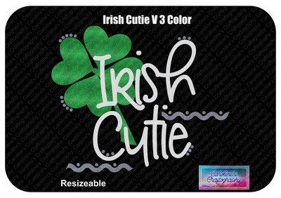 Irish Cutie Vinyl 3 Color