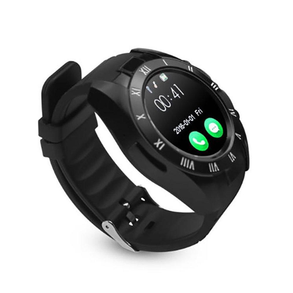 Montre connectée Bluetooth & téléphone SmartWatch RS500 - Qualité Premium - Noir