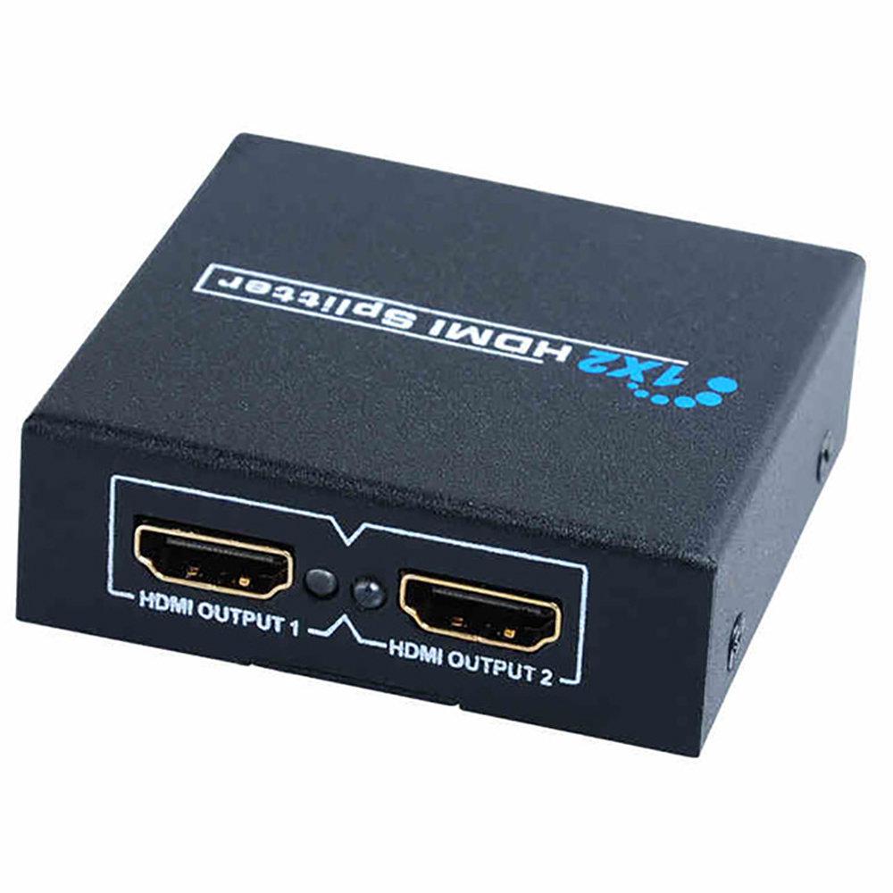 Commutateur HDMI SPLITTER 1x2 1080P 3D