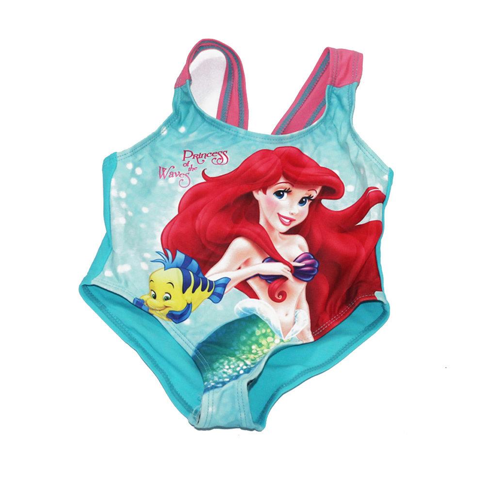 Maillot 'Disney Princess' pour fille - Taille 3-4 ans