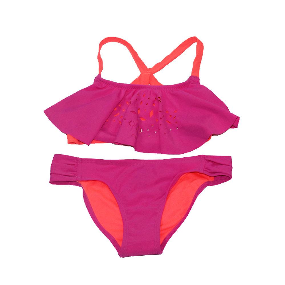 Maillot 2 pièces 'Page One Young' pour fille -Taille 10-12 ans