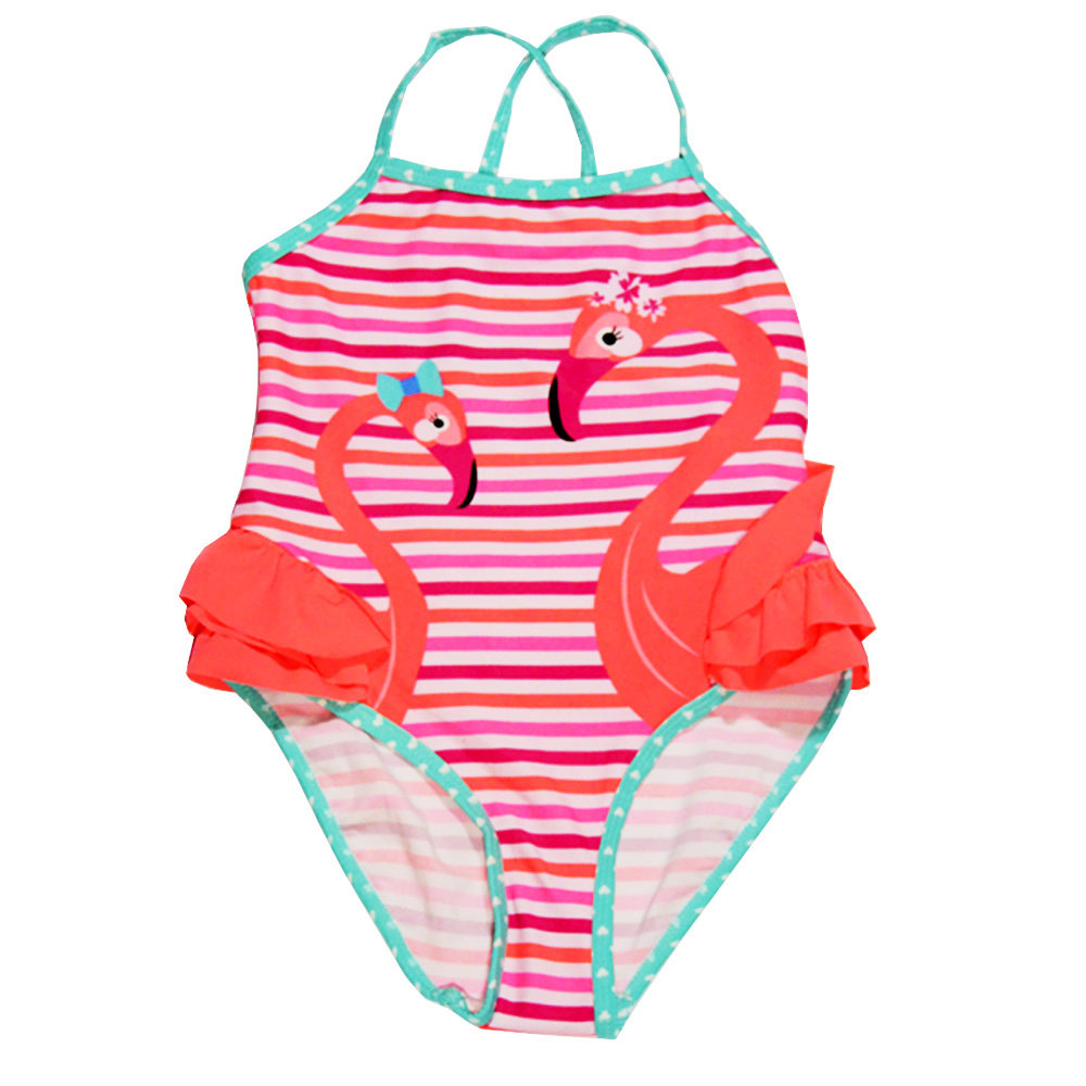 Maillot 'DopoDopo Girl' pour fille - Taille 4-6 ans