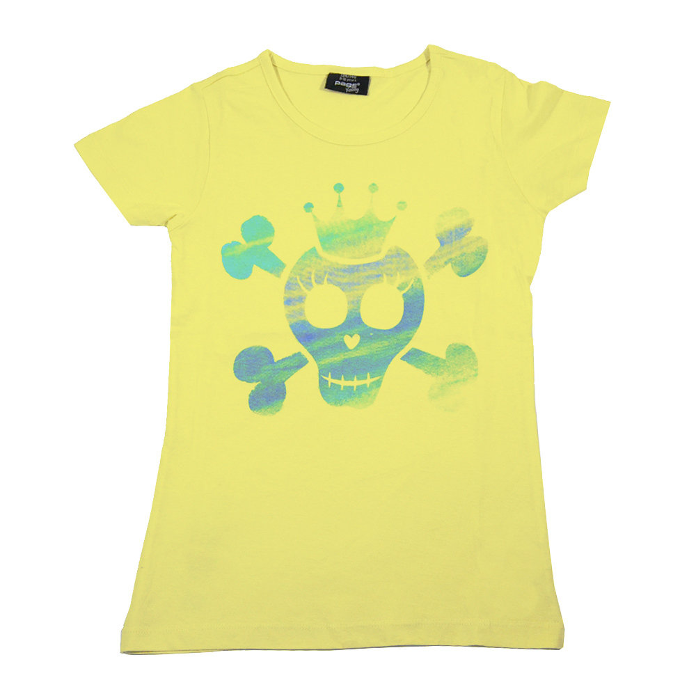 T-shirt 'Page One Young' pour fille - Taille 8-10 ans