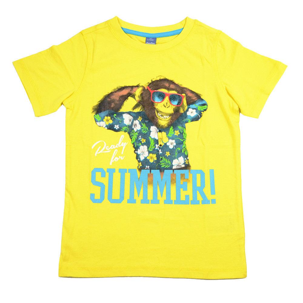 T-shirt 'DopoDopo Boys' pour garçon - Taille 6-7 ans