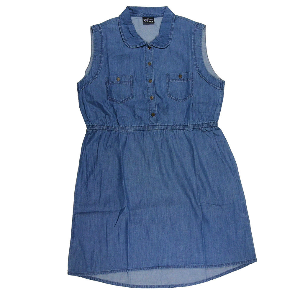 Robe Jeans 'Colours of the world' pour femme - Taille 42