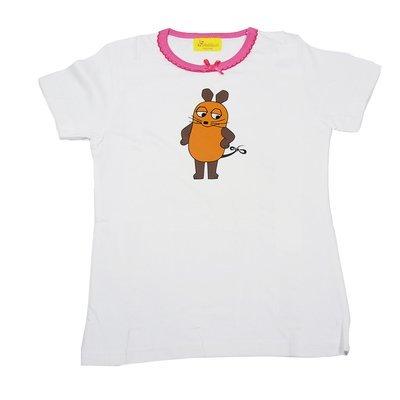 T-shirt 'DieMaus' pour fille - Taille 5-6 ans