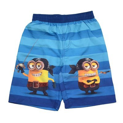 Short 'Minions' pour garçon- Taille 5-6 ans