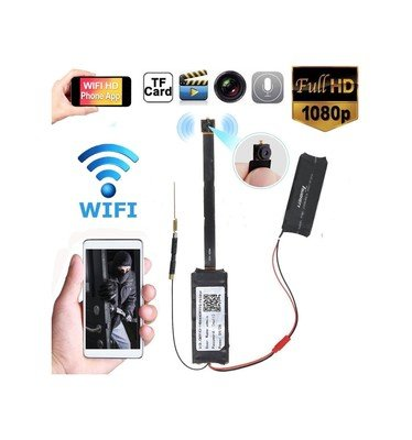 MINI CAMERA E-SPION IP/WIFI V99 FULL HD 1080P