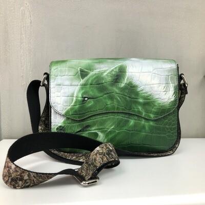 Bella - Wolf bag