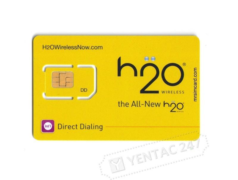 Prepaid Wireless - H20