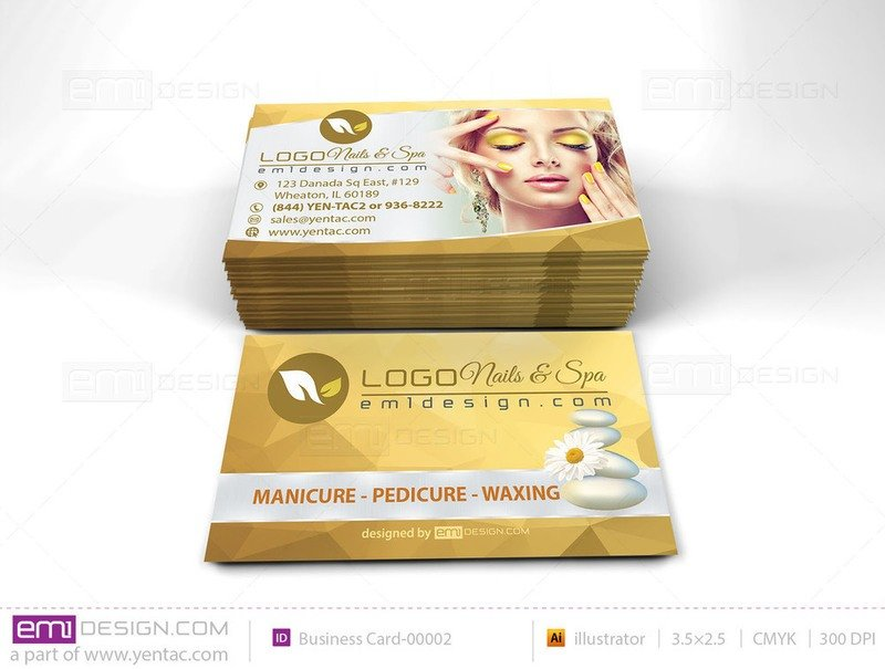 Business Card - Templates  buscard-00002