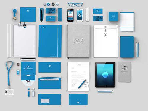 00 - Branding Custom Design For Corporate
