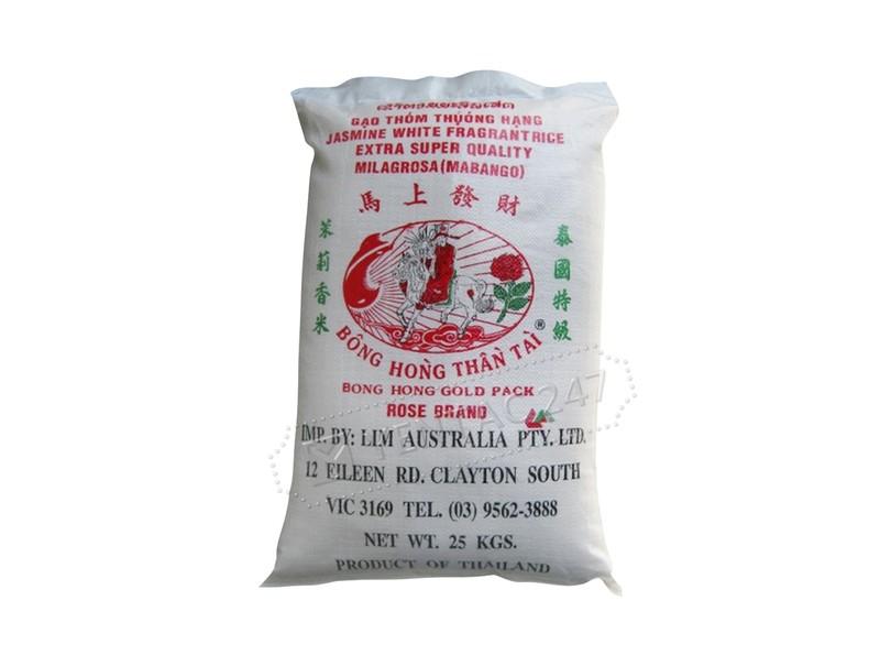 Gạo Bông Hồng