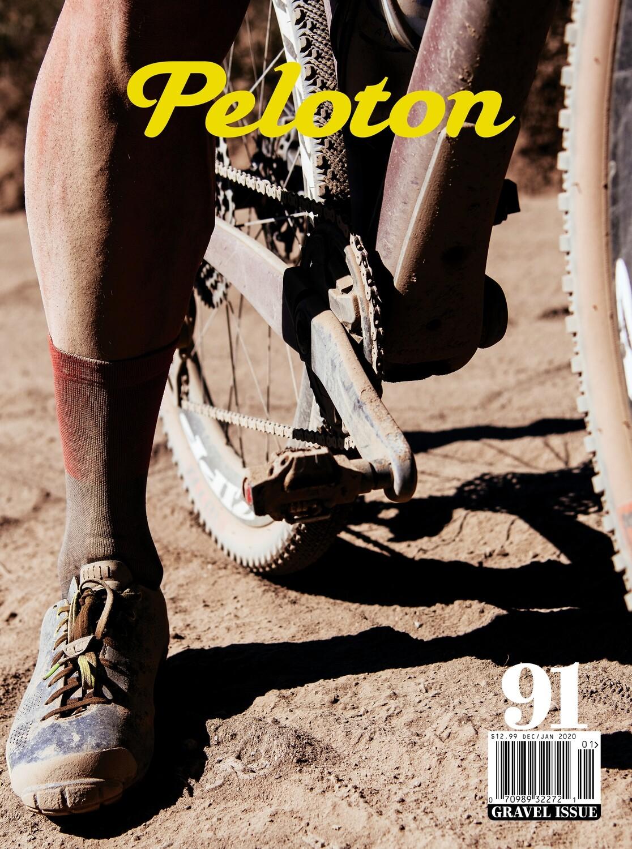 PELOTON ISSUE 91
