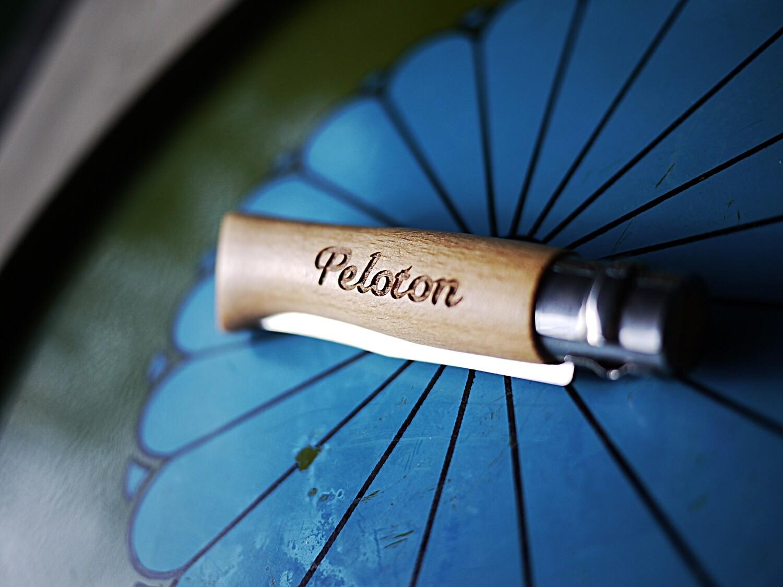Peloton x Opinel Cyclist Folding Knife