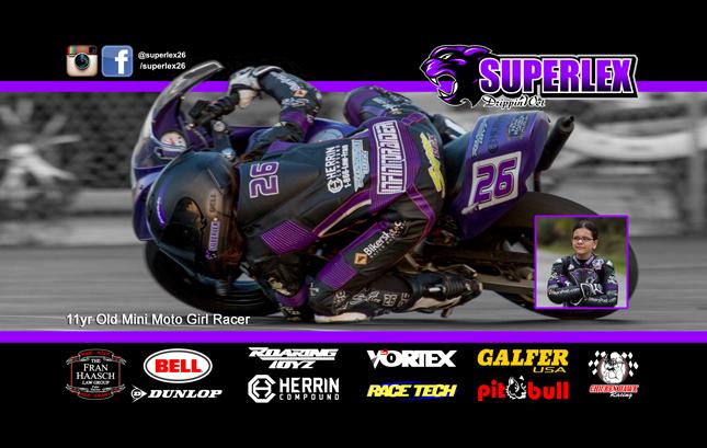 SuperLex Signed Poster