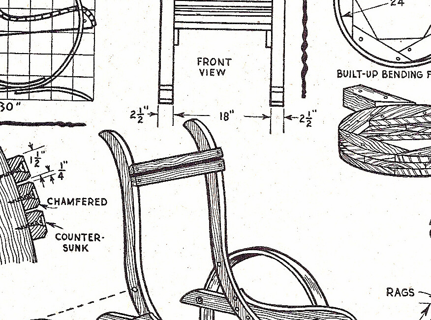 Vintage Woodworking Plans 88