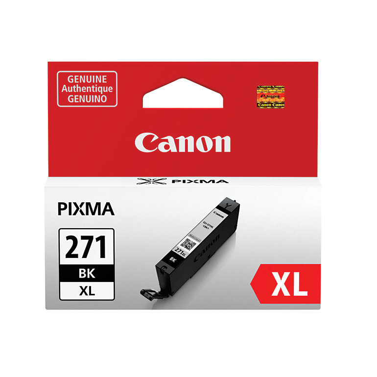 Canon CLI-271XL High-Yield Black Ink Tank (0336C001)