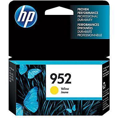 HP 952 Yellow Ink Cartridge (L0S55AN#140)