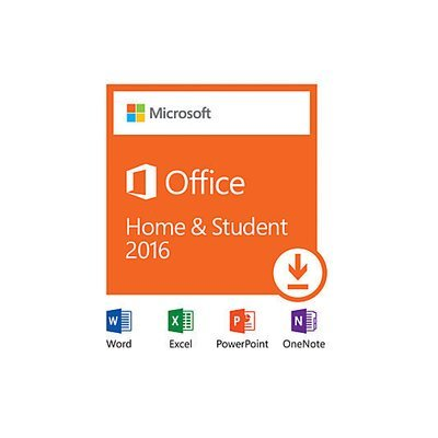 Office Home & Student 2016, 1 PC, Download Version