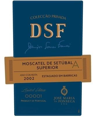 Moscatel De Setubal Blue Label 2002