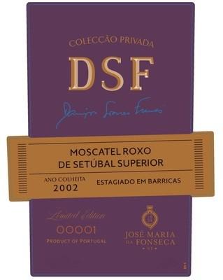 Moscatel De Setubal Roxo 2002