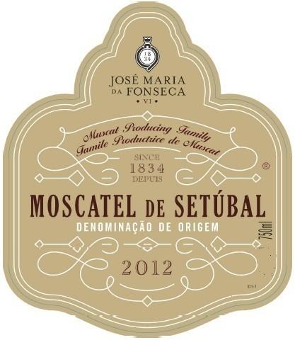 Moscatel De Setubal Beige Label